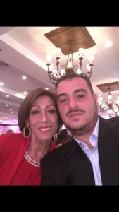 biagio and mom